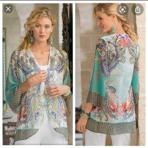 Soft Surroundings Kimono